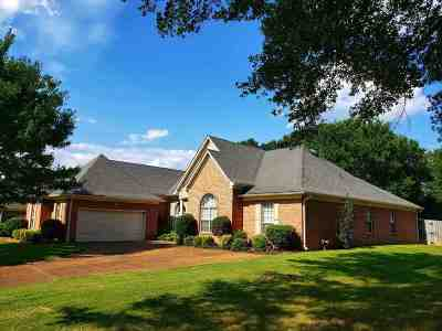 Bartlett Single Family Home For Sale: 4292 High Plains