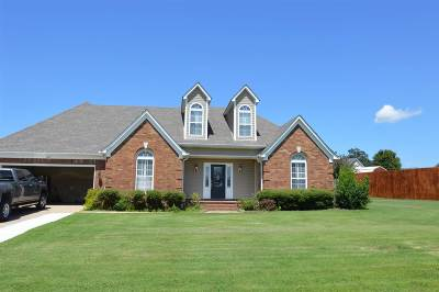 Tipton County Single Family Home Contingent: 108 Marian