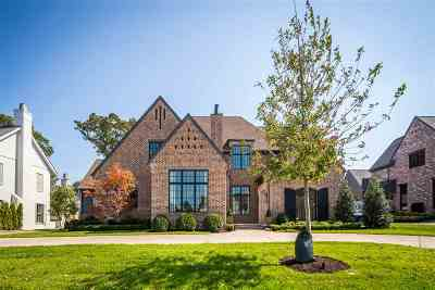Germantown TN Single Family Home For Sale: $1,495,000