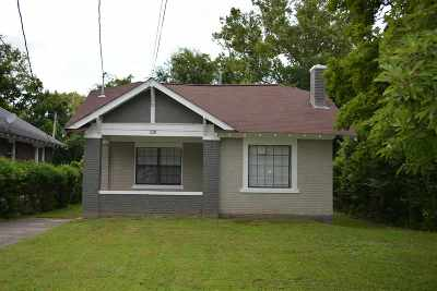Single Family Home For Sale: 1750 Holman