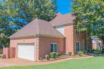 Memphis Single Family Home For Sale: 8835 Raspberry