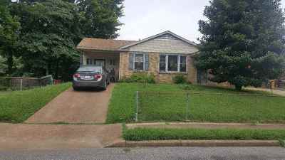 Memphis Single Family Home For Sale: 362 W Essex