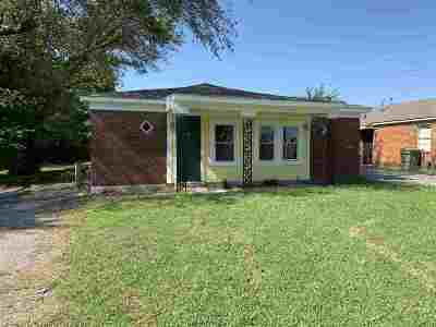 Memphis Single Family Home For Sale: 2406 Charjean