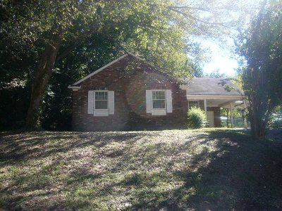 Memphis Single Family Home For Sale: 1441 Whitney