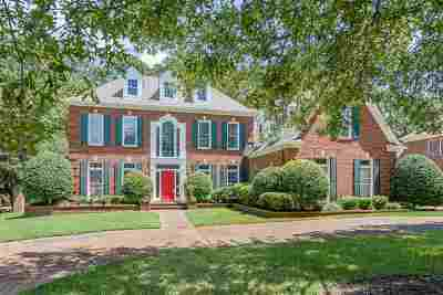 Germantown TN Single Family Home For Sale: $579,900
