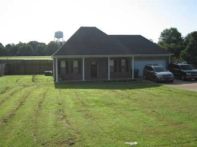 Tipton County Single Family Home For Sale: 1018 Beaver