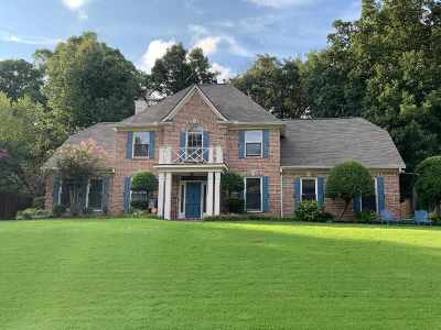 Cordova Single Family Home For Sale: 8760 Stablemill