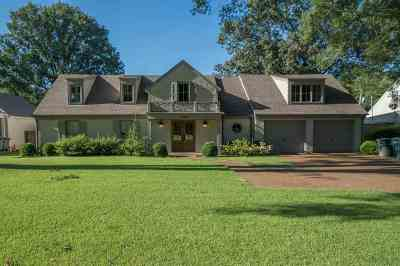 Memphis Single Family Home Contingent: 4488 Sequoia