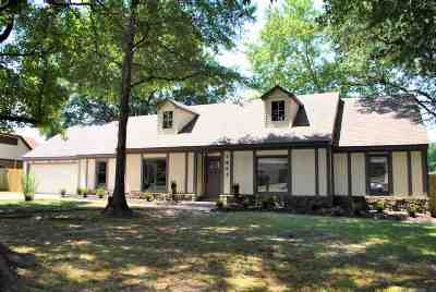 Germantown TN Single Family Home For Sale: $369,900