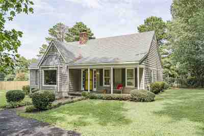 Collierville Single Family Home For Sale: 5008 Reynolds