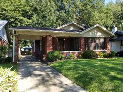 Single Family Home For Sale: 760 N Evergreen
