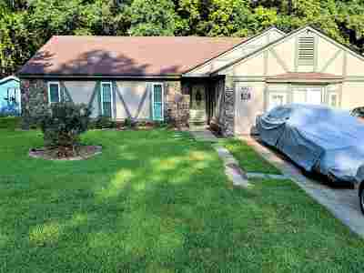 Single Family Home For Sale: 4381 Kerwin