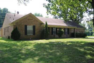 Memphis Single Family Home Contingent: 3144 Bluefield