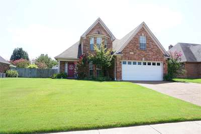 Bartlett Single Family Home For Sale: 8217 Rockbridge