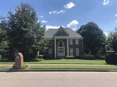 Collierville Single Family Home For Sale: 805 Polo Run