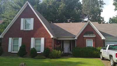 Memphis Single Family Home For Sale: 8550 Timber Walk