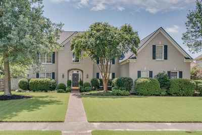 Collierville Single Family Home For Sale: 2004 W Houston
