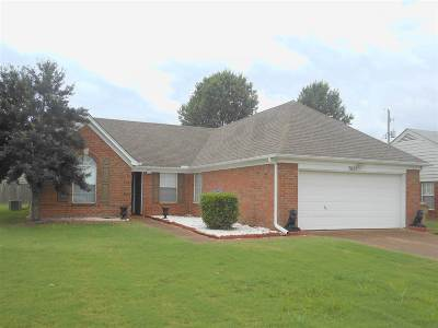 Single Family Home For Sale: 7607 Baysweet Drive