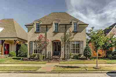 Collierville Single Family Home Contingent: 1008 Ostlers