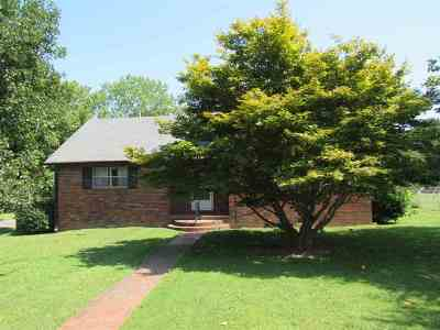 Tipton County Single Family Home For Sale: 74 Church
