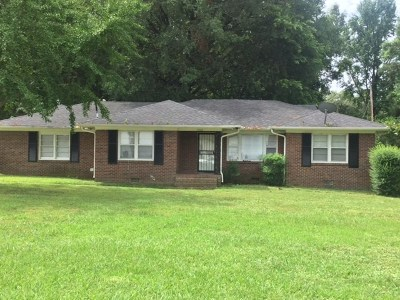 Single Family Home For Sale: 1301 Finley