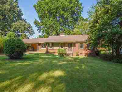 Memphis Single Family Home For Sale: 565 St Nick