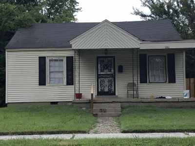 Memphis Single Family Home For Sale: 1361 Lambert