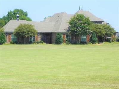 Tipton County Single Family Home For Sale: 85 Harvest Trails