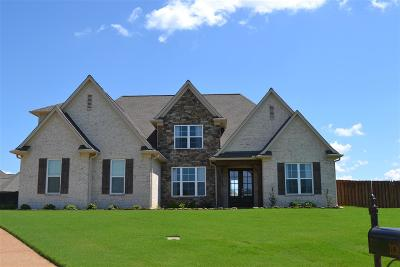 Tipton County Single Family Home For Sale: 20 Nugget
