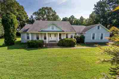 Ripley Single Family Home Contingent: 490 Dr Lewis