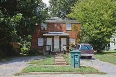 Memphis Multi Family Home For Sale: 1912 Hubert