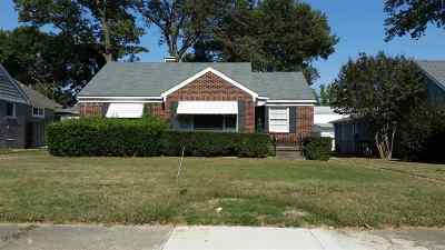 Memphis Single Family Home For Sale: 3634 Autumn