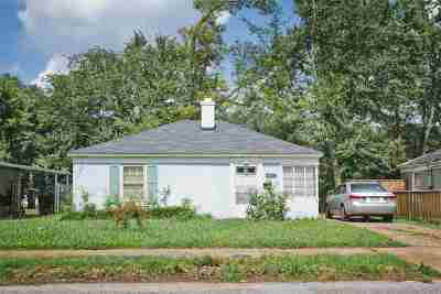 Memphis Single Family Home For Sale: 3654 Townes