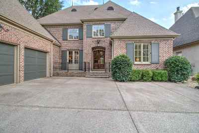 Collierville Single Family Home For Sale: 1237 S Dubray