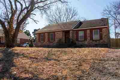 Memphis Single Family Home For Sale: 419 Stoneham