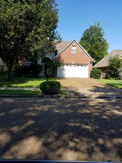 Bartlett Single Family Home For Sale: 4075 Fairway View