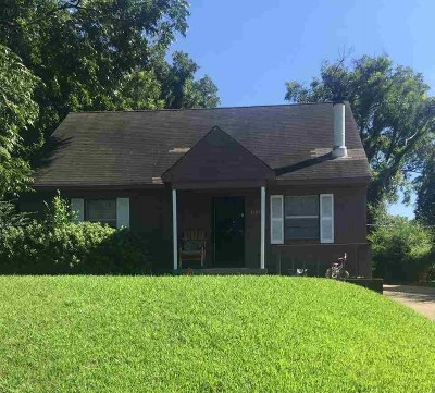 Memphis Single Family Home For Sale: 3583 Kathy