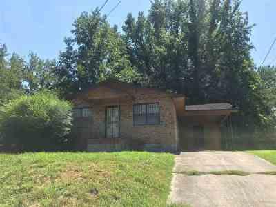 Memphis Single Family Home For Sale: 737 Hazelwood