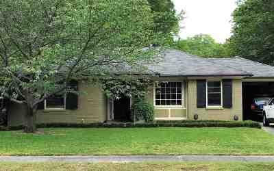 Memphis Single Family Home For Sale: 4964 Lynbar