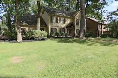 Germantown Single Family Home For Sale: 2428 Oak Trail