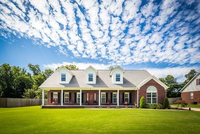 Munford Single Family Home For Sale: 75 Taylor
