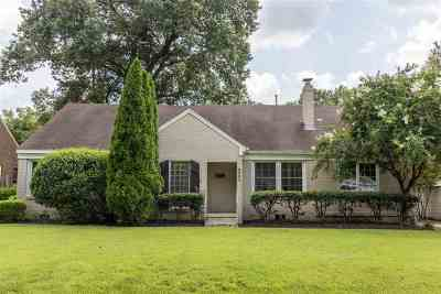 Memphis Single Family Home For Sale: 3521 Charleswood
