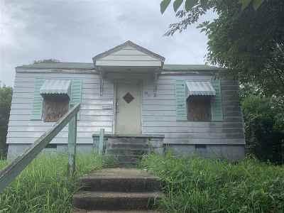 Memphis Single Family Home For Sale: 2085 Rile