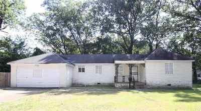 Memphis Single Family Home For Sale: 4122 Mink