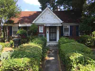 Memphis Single Family Home For Sale: 1774 Netherwood