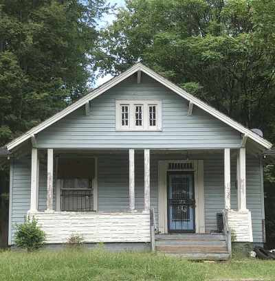 Memphis Single Family Home For Sale: 1736 Vesey
