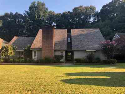 Germantown Single Family Home For Sale: 7701 Old Village