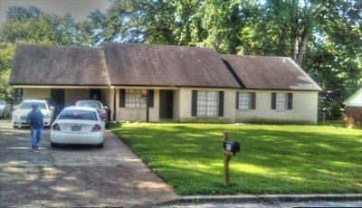 Memphis Single Family Home For Sale: 973 Hester