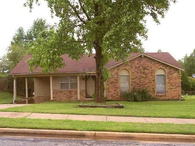 Memphis Single Family Home For Sale: 3436 Ridgemont