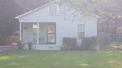 Memphis Single Family Home For Sale: 840 S Greer